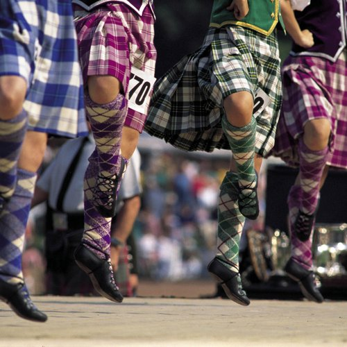 1097243the highland dancing competition at the cowal games