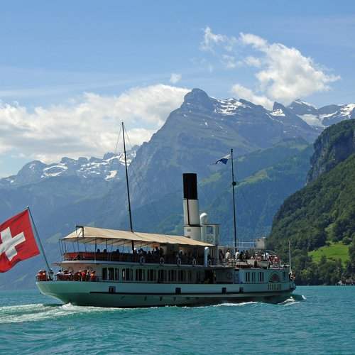 London, Paris & Swiss Mountain Air - Switzerland Tour Package from India