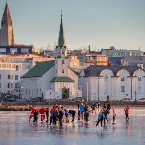 Christmas Santas - Iceland Tour Packages from India