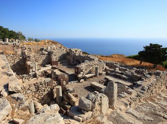 Ancient Thira - Greece Vacation Packages from India