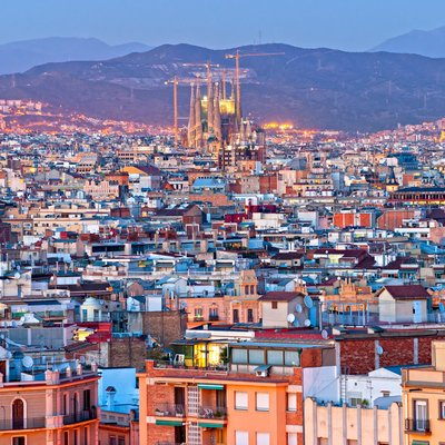 Barcelona - Spain Honeymoon Packages from India