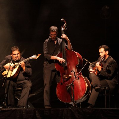 Camane Fado Performs Onstage at Festival (header) - Spain Honeymoon Packages from India