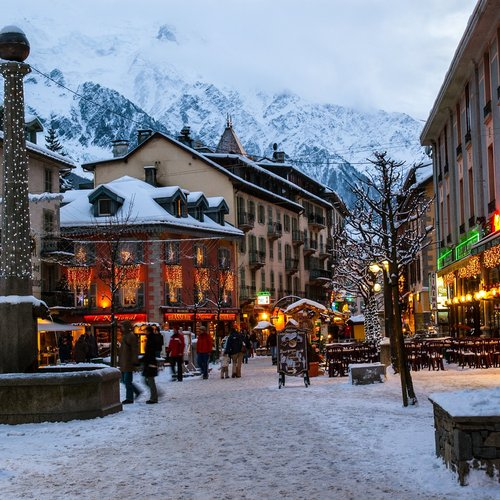 Christmas in Chamonix  - France Honeymoon Packages