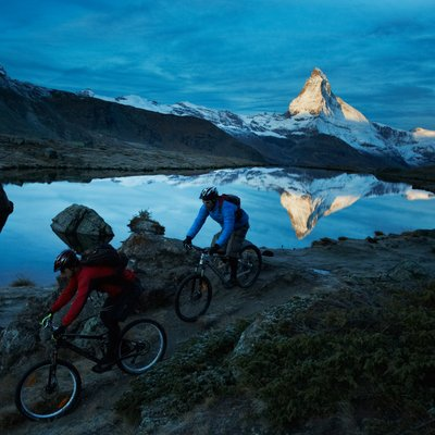 Copyright Bikeschule, Zermatt - Switzerland Tour Package from India