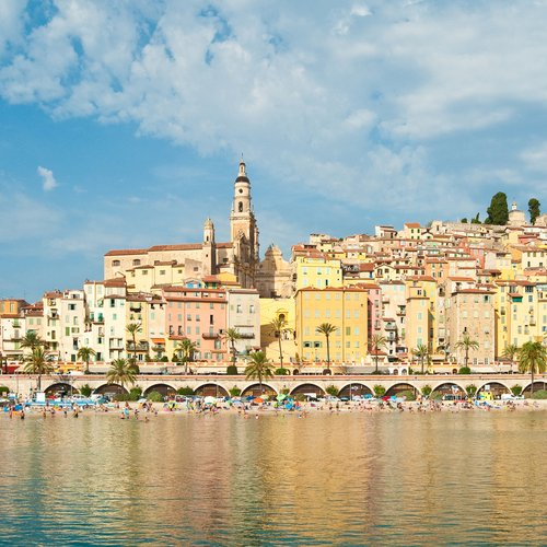 Cote d'Azur - Holidays in South of France