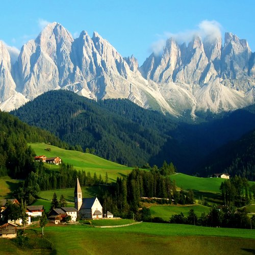 dolomites south tyrol, italy