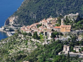 Eze - France Tour Packages from India