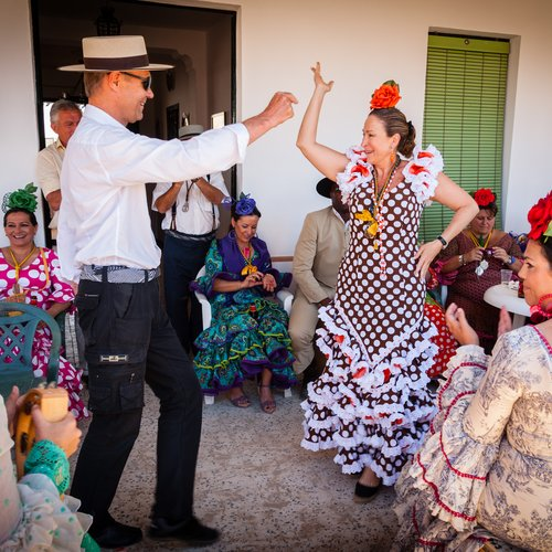 Flamenco Style - Spain Holiday Packages from India