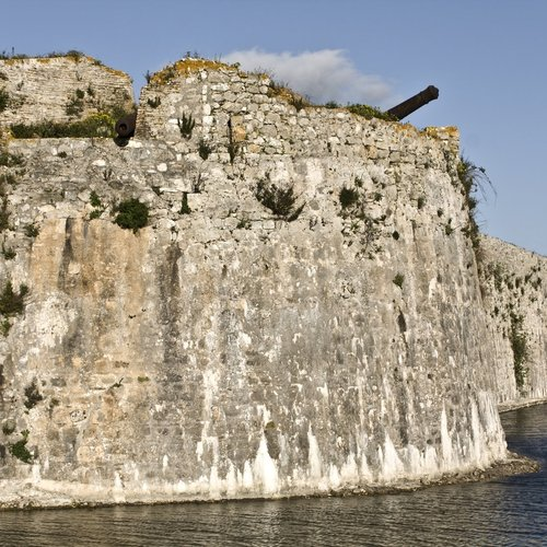 Fortress Lefkas - Greece Holiday Packages from India