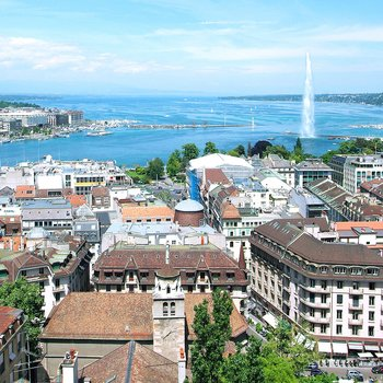 Geneva - Switzerland Honeymoon Package