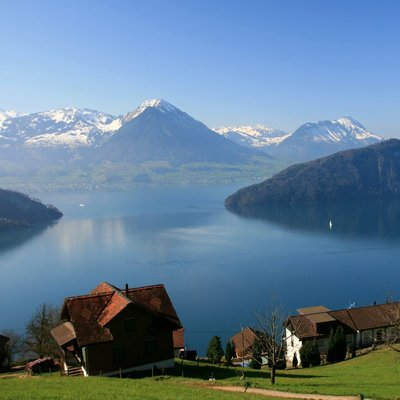 Switzerland, Italy & Austria - Switzerland Holiday Packages