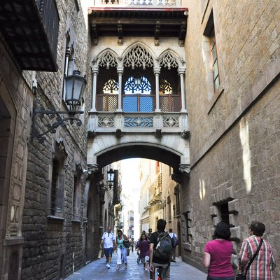 Gothic Quarter - Spain and Portugal Tours Packages