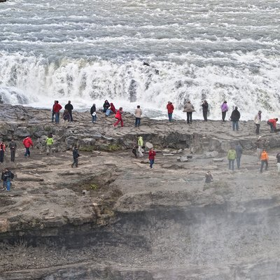 Gullfoss Waterfalls - Iceland Tour Packages from India