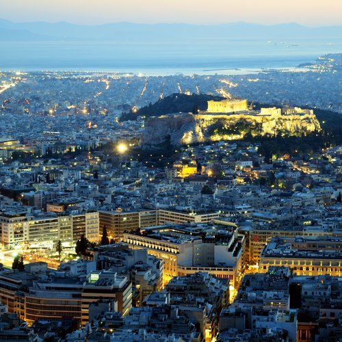 The Best Of Greece & Turkey - Greece Vacation Packages from India
