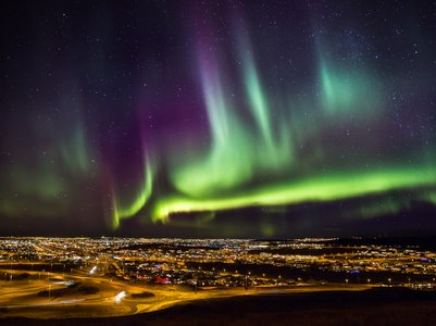 Iceland - A Northern Lights Adventure - Iceland Tour Packages