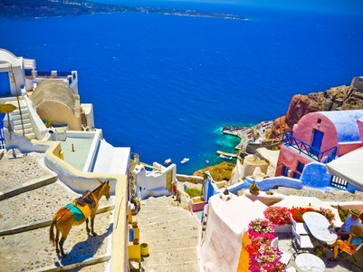 Santorini & Mykonos - Greece Holiday Packages from India