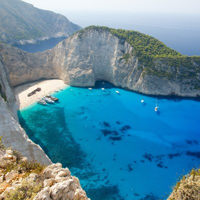 Sailing The Ionian Sea - Greece Tour Packages from India