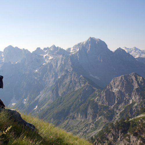 Hiking Albanian Alps - East European Tour Packages