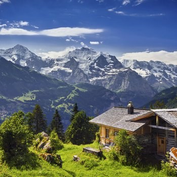Jungfrau Valley - Switzerland Honeymoon Package