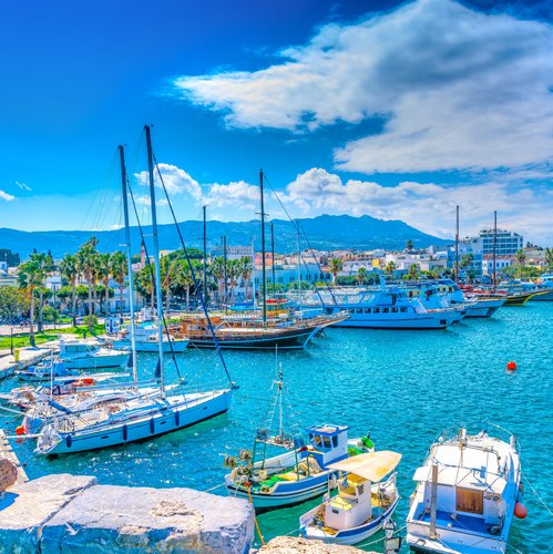 Kos island - Greece Tour Packages from India
