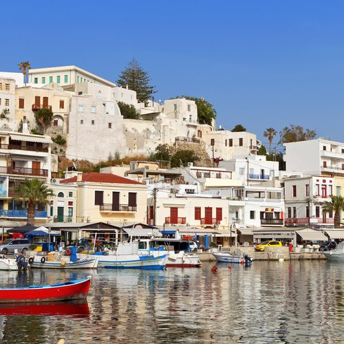 Kouros, Naxos - Greece Tour Packages from India