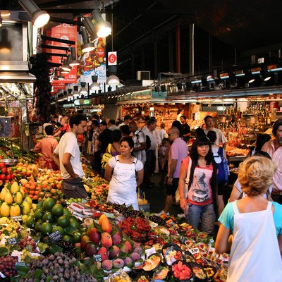 La Boqueria Market - Cultural Delights - Spain Honeymoon Packages from India