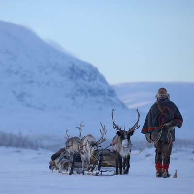 Lapland - Sweden Tour Packages from India