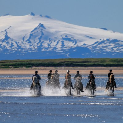 Iceland Longufjorur Mark Vest - Iceland Travel Packages from India