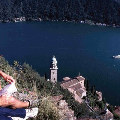 Lugano - Switzerland Tour Package from India