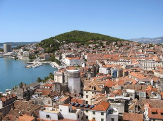 marjan hill ,split