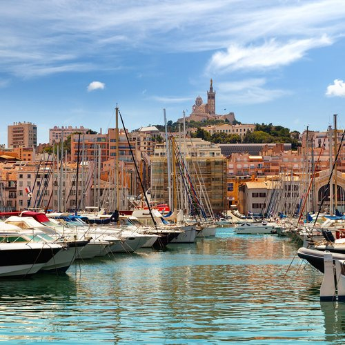 Marseille - France Tour Packages from India