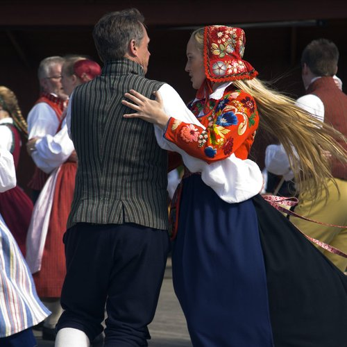 Midsummer Dance - Sweden Tour Packages from India