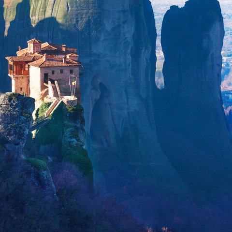 Monasteries of Meteora - Greece Tour Packages from India
