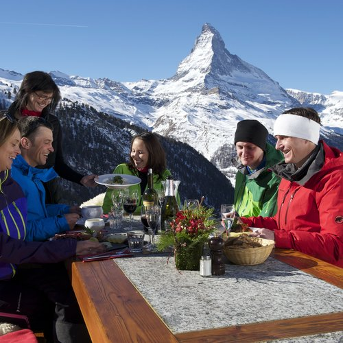 Mountain Restaurant Cr Michael Portmann, Zermat - Switzerland Holiday Packages