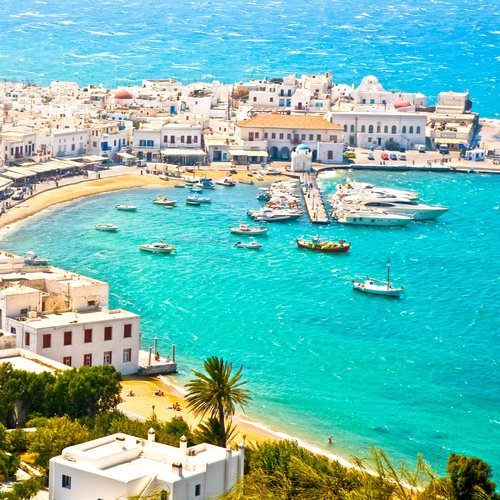 mykonos town - Greece Tour Packages from India