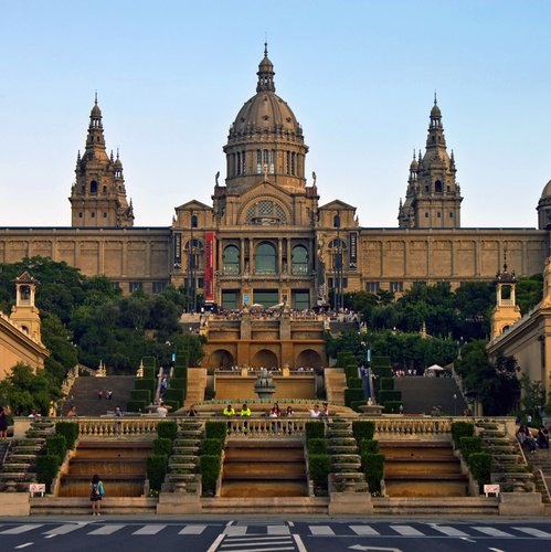 national museum  barcelona
