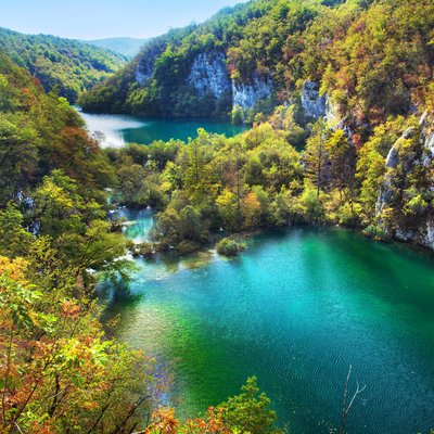 Plitvice Park - Croatia and Slovenia Tours