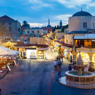 Rhodes - Greece Honeymoon Packages from India