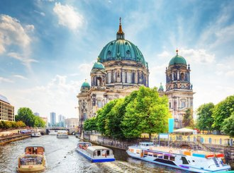 river cruise  berlin