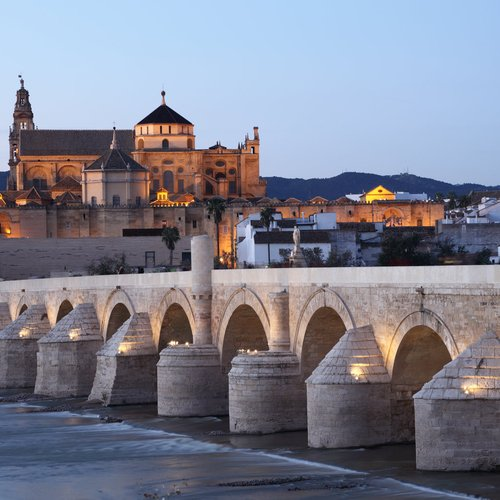 Roman Bridge Seville - Spain Holiday Packages from India