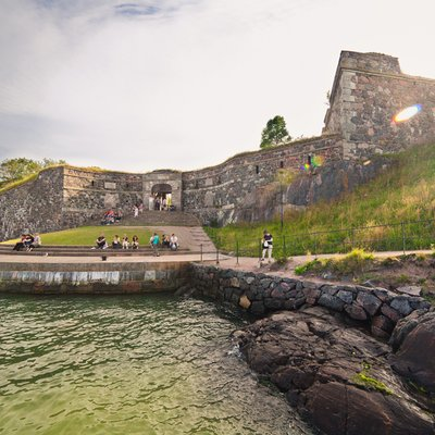 Suomenlinna - Finland Tour Packages