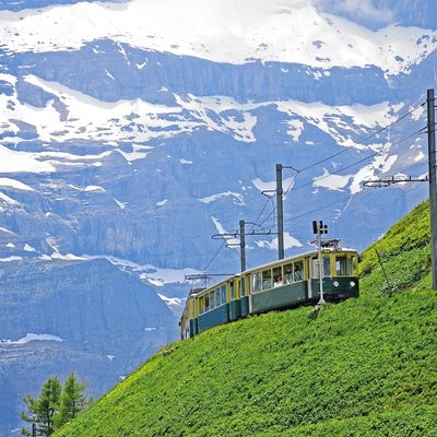Switzerland By Train - Switzerland Holiday Packages