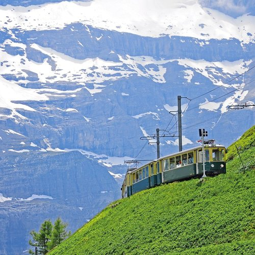 Swiss Railway - Switzerland Tour Package from India