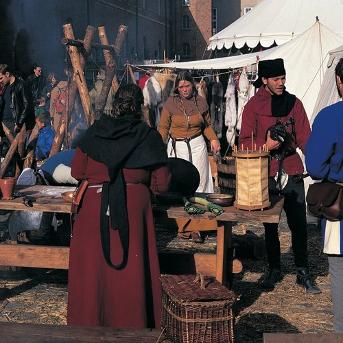 Take a Trip Back in Time and Experience the Middle Ages - Denmark tour Packages
