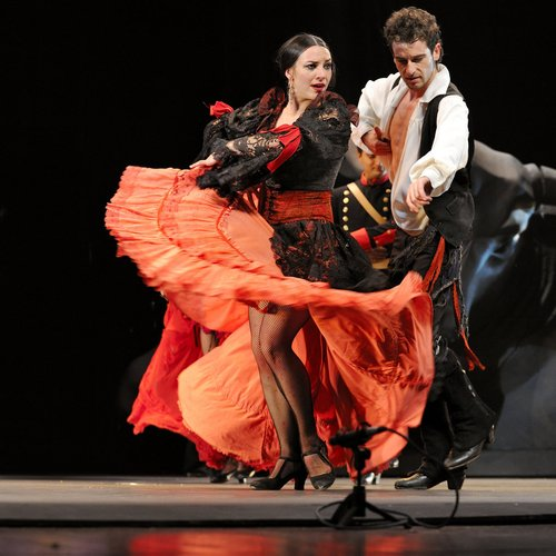 The Ballet Troup - Spain Holiday Packages from India