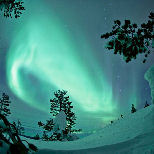 The Northern Lights - Once in a Life Time Experience - Finland Northern Lights Tour Packages from India