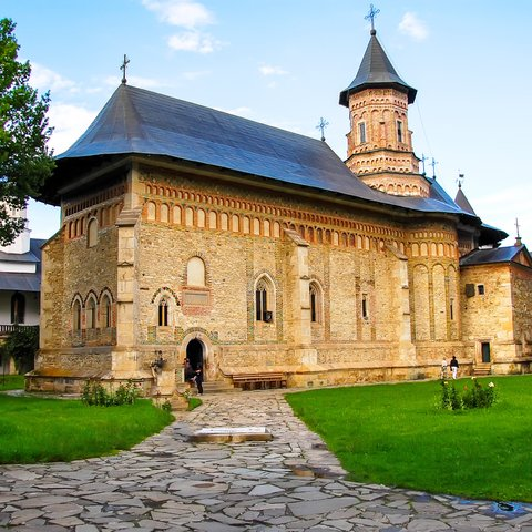 the painted monasteries romania
