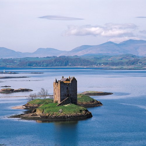 Stalker Castle, Scotland - UK Trip packages from India