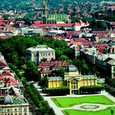 Zagreb - Croatia and Slovenia Tours